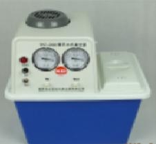 water-chiller-cold-trap-vacuum-pump-combo